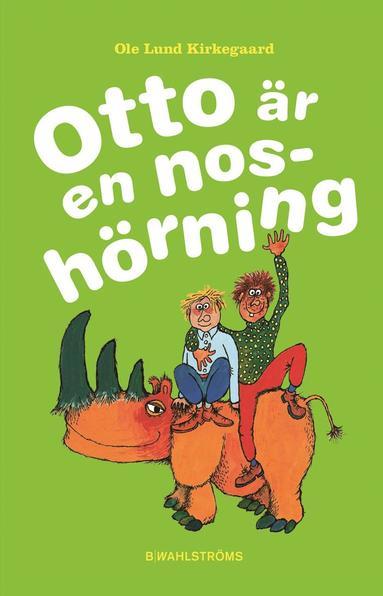bokomslag Otto är en noshörning