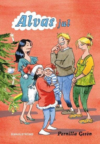 bokomslag Alvas jul