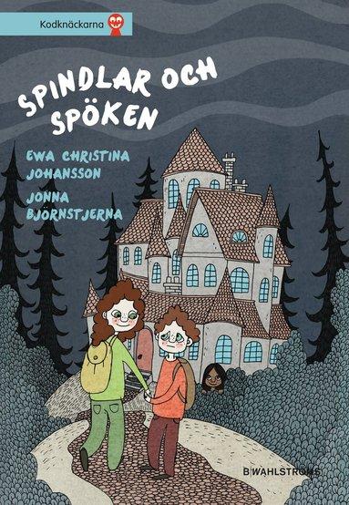 bokomslag Spindlar och spöken