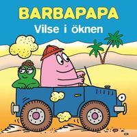 bokomslag Barbapapa - Vilse i öknen