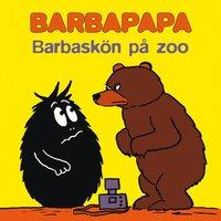 bokomslag Barbapapa - Barbaskön på zoo