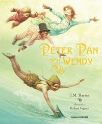 bokomslag Peter Pan och Wendy