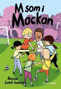 bokomslag M som i Mackan