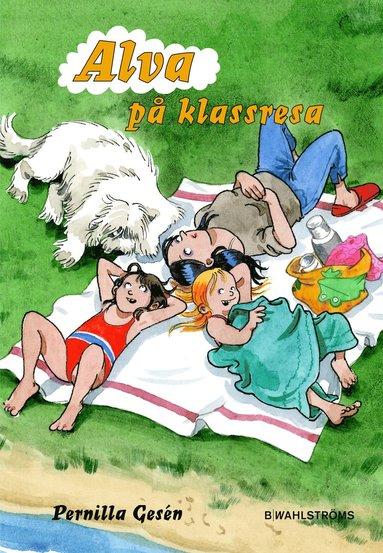 bokomslag Alva på klassresa