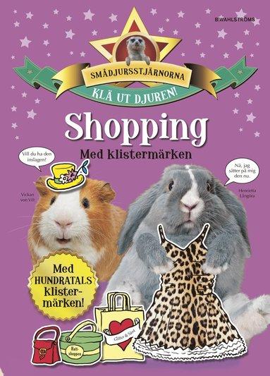bokomslag Shopping med klistermärken