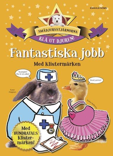 bokomslag Fantastiska jobb