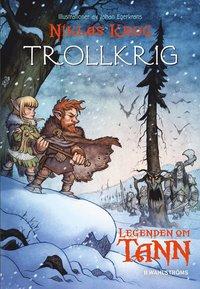 bokomslag Trollkrig