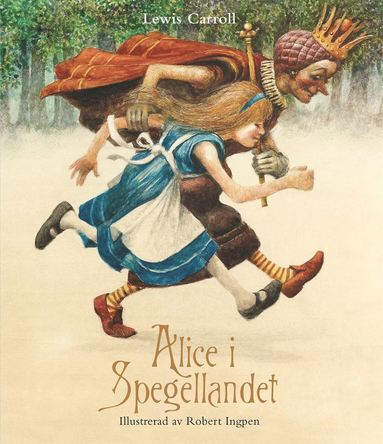 bokomslag Alice i Spegellandet