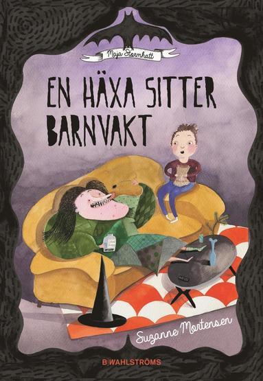 bokomslag En häxa sitter barnvakt