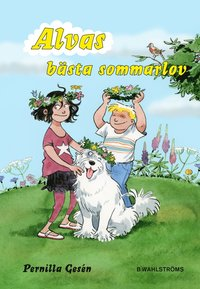 bokomslag Alvas bästa sommarlov