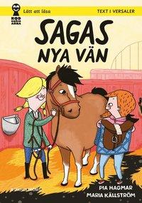 bokomslag Sagas nya vän