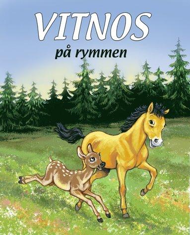 bokomslag Vitnos på rymmen