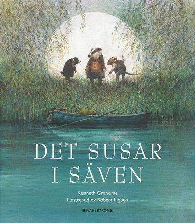 bokomslag Det susar i säven