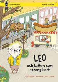 bokomslag Leo och katten som sprang bort