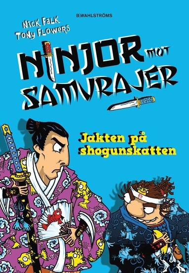 bokomslag Jakten på shoguns skatt