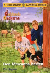bokomslag Den försvunna hästen