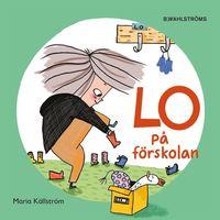 bokomslag Lo på förskolan