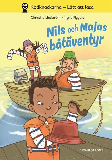 bokomslag Nils och Majas båtäventyr