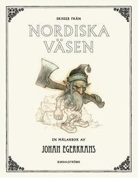 bokomslag Skisser från Nordiska väsen
