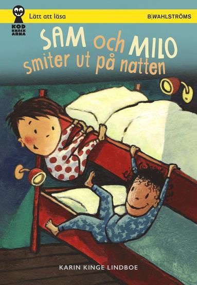 bokomslag Sam och Milo smiter ut på natten
