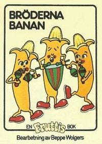 bokomslag Bröderna Banan