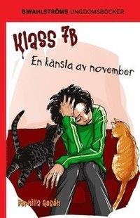 bokomslag En känsla av november
