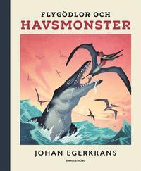 bokomslag Flygödlor och havsmonster