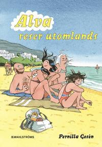 bokomslag Alva reser utomlands