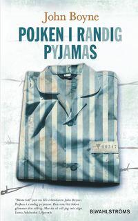 bokomslag Pojken i randig pyjamas