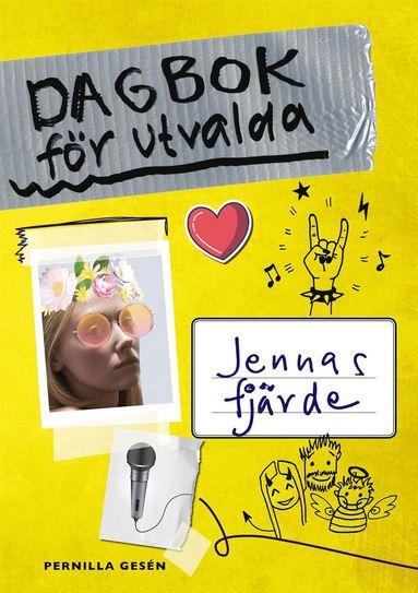 bokomslag Jennas fjärde