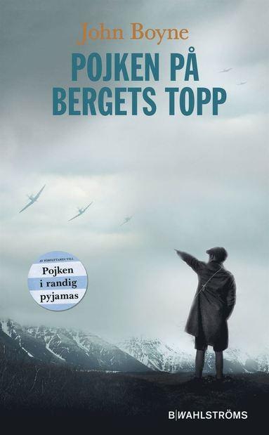 bokomslag Pojken på bergets topp