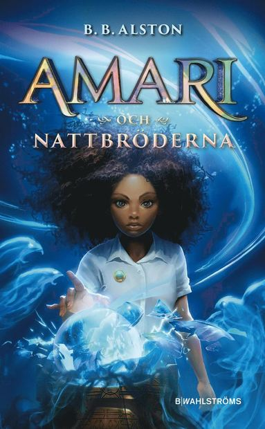 bokomslag Amari och Nattbröderna