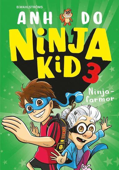 bokomslag Ninjafarmor