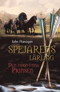 bokomslag Den försvunna prinsen