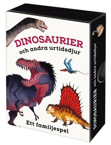 Dinosaurier och andra urtidsdjur : ett familjespel 1