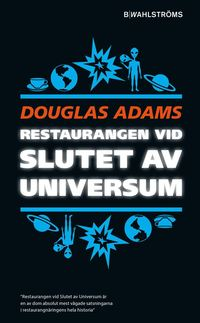 bokomslag Restaurangen vid slutet av universum