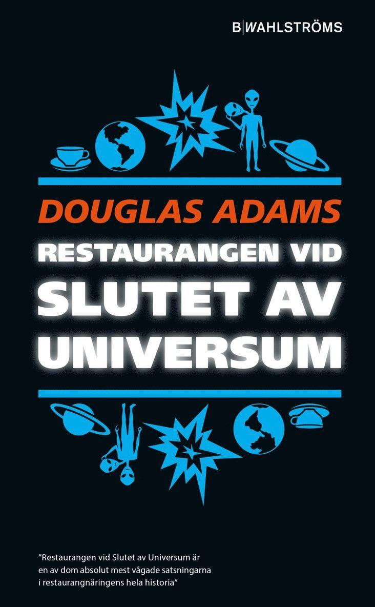 Restaurangen vid slutet av universum 1