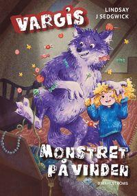 bokomslag Monstret på vinden