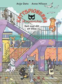 bokomslag Katt med rätt att klösa