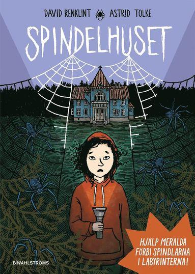 bokomslag Spindelhuset
