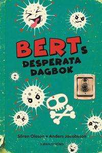 bokomslag Berts desperata dagbok