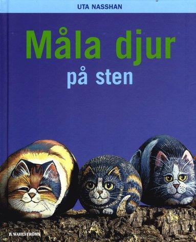 bokomslag Måla djur på sten