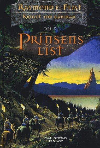bokomslag Prinsens list