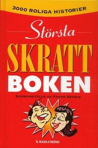 bokomslag Största skrattboken