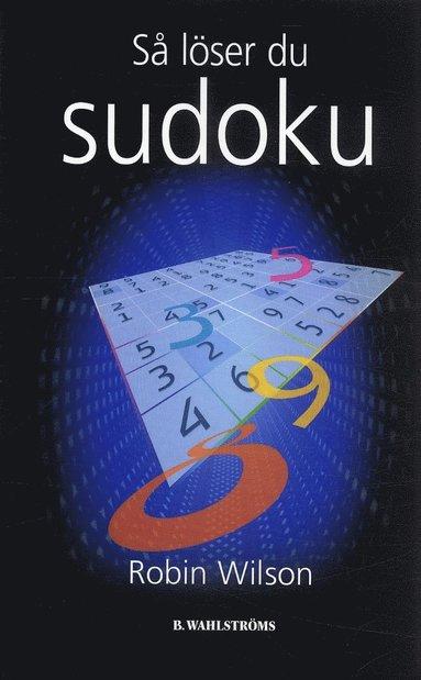 bokomslag Så löser du sudoku