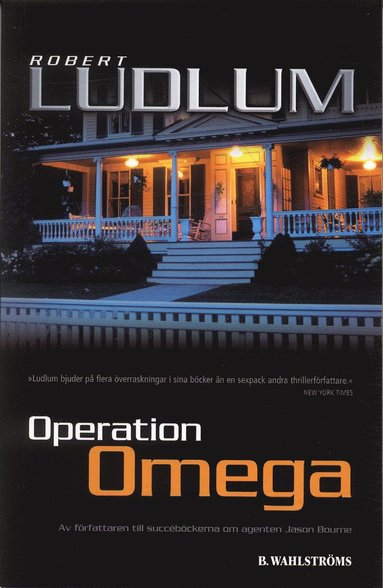 bokomslag Operation Omega