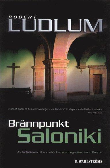 bokomslag Brännpunkt Saloniki