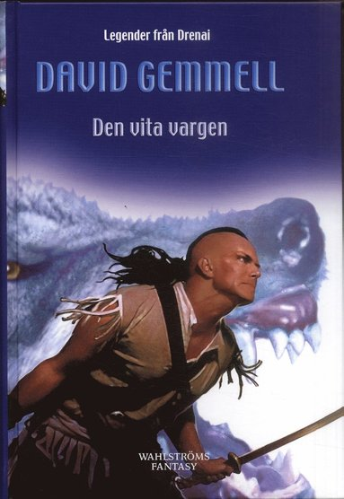 bokomslag Den vita vargen