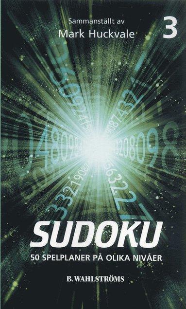 bokomslag Sudoku : 50 spelplaner på olika nivåer. 03