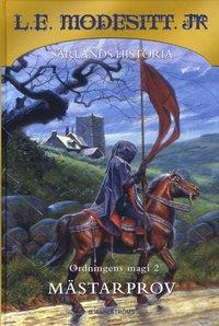 bokomslag Ordningens magi 2. Mästarprov